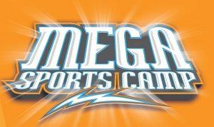 Mega Stports Camp Logo