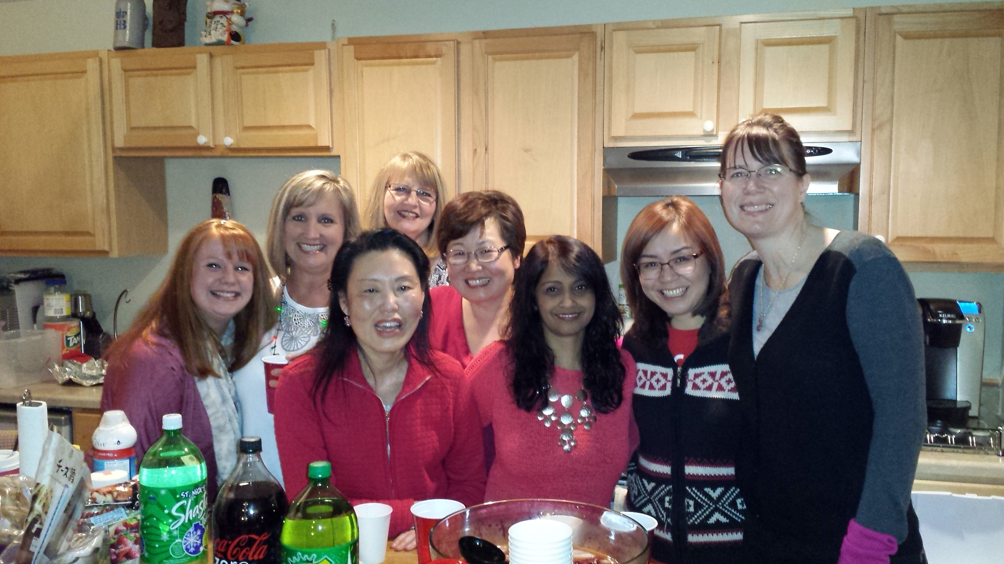 2014 Fun Adult Christmas Party